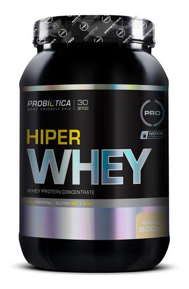 100% Whey Hiper Pure 900g Pote - Probiotica