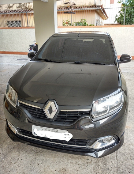 Renault Logan 1.6 Dynamique Hi-power 4p 2016