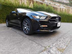 Mustang 5.0l Gt V8 Mt 50th Aniversario Excelente Estado