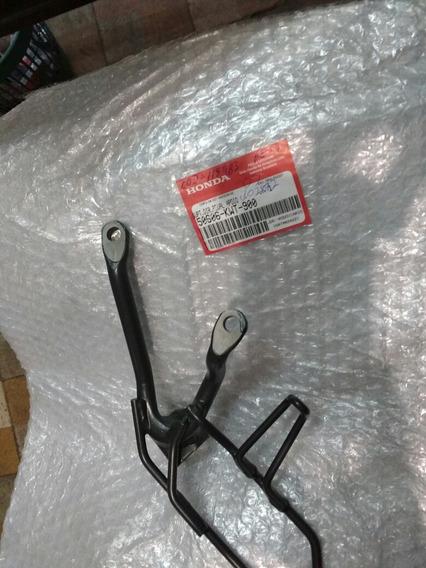 Suporte Pedaleira Xre 300 Traseira Esquerda Original