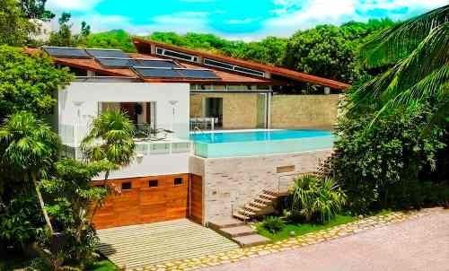 Se Vende Exclusiva Casa En Playacar Fase 1 Playa Del Carmen P1364