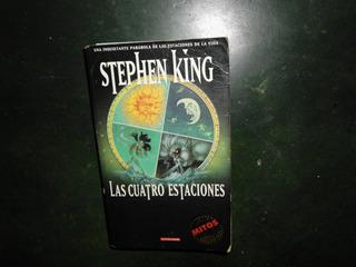 Novela Las Cuatro Estaciones De Stephen King