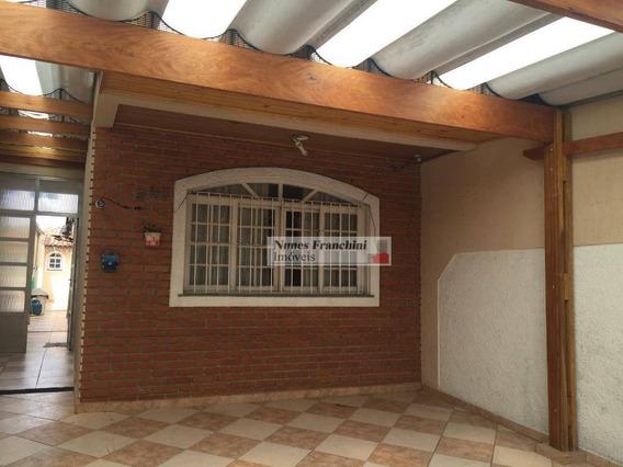 Imirim-zn/sp - Sobrado 3 Dormitórios,3suítes,2 Vagas - R$ 635.000,00 - So1104