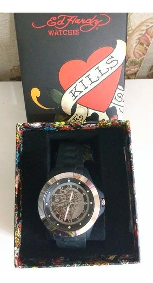 Relógio Ed Hardy By Christian Audigier