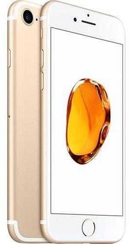 iPhone 7 128gb Dourado Tela 4.7  Ios 10 4g Câmera 12mp