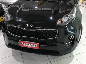 Kia Sportage 2.0 Lx 4x2 Flex Aut. 5p Blindado