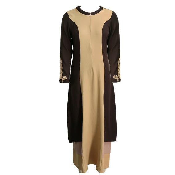 Vestido Estilo Musulm?n Moderno Nuevo Para Mujer