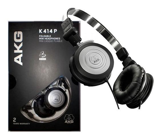Fone De Ouvido Akg Mini Headphone K414p