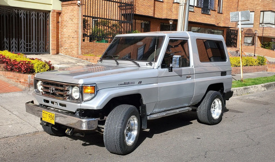 Toyota Land Cruiser Blindado Nueva 80.000km Negociable Ganga