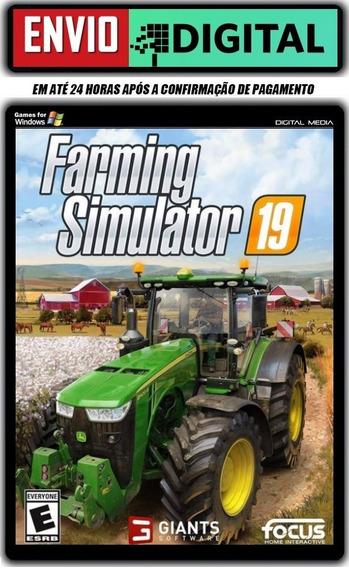 Farming Simulator 19 [pc] Envio Digital