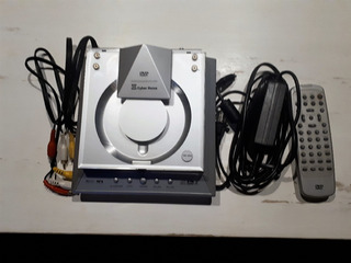 Reproductor Dvd/vcd/cd/mp3 Cyberhome