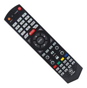 Controle Remoto Para Tv Semp Toshiba Led Sti Ct6610 Vc8089