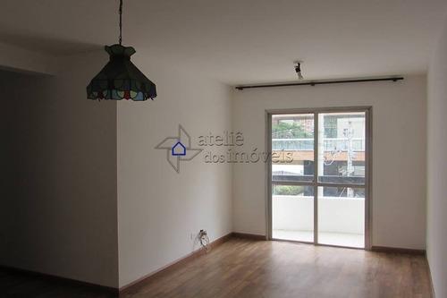 Apartamento Na Vila Olímpia Para Venda Com Lazer - Ap2092at