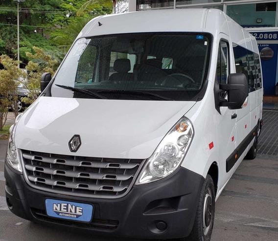 Renault Master Diesel *** Bus Branco ***