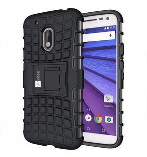 Capa Capinha Armor P/ Motorola Moto G4 Plus Guardian Up Case