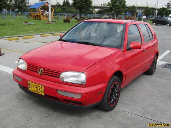Volkswagen Golf Gl Mt 1800