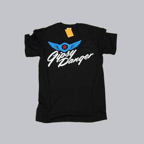 Playera Gipsy Danger Pacific Rim Jaegers
