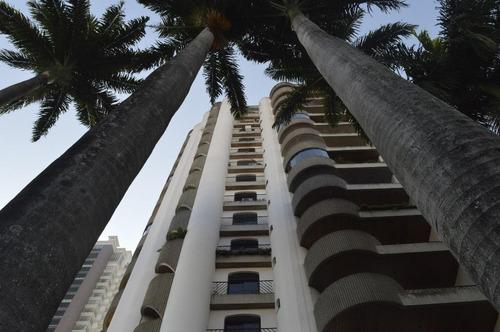 Imagem 1 de 16 de Apartamento Residencial À Venda, Tatuapé, São Paulo. - Ap5255