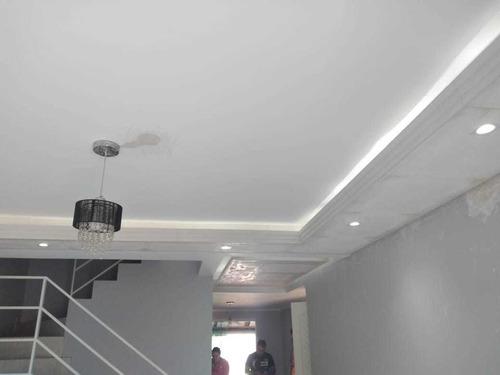 Gesso, Drywall, Sancas E Molduras