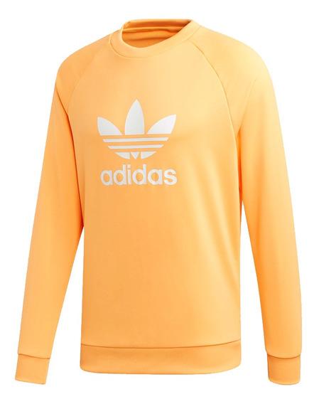 Buzo Moda adidas Originals Trefoil Crew Hombre-14967