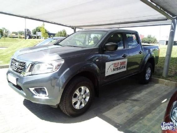 Nissan Frontier Se 4x4 Motor 2.3 Manual 2020 0 Km Cabina Dob