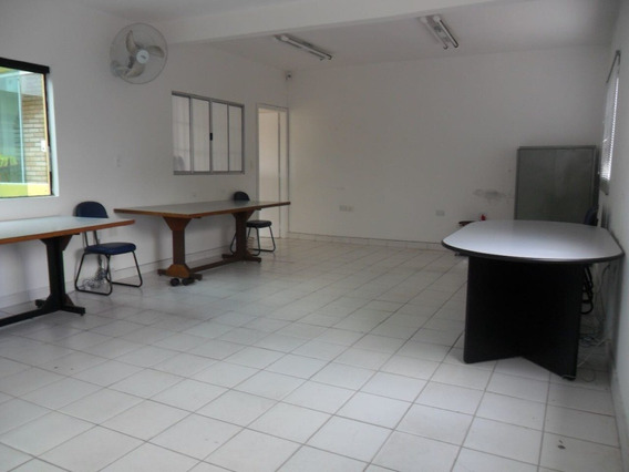 Casa Comercial Para Locação, Brooklin Paulista, 250m², 6 Salas, 6 Vagas! - It56130