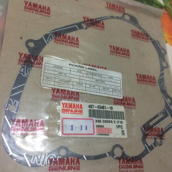 Junta Tampa Lateral Carcaça Crypton 105 Original Yamaha