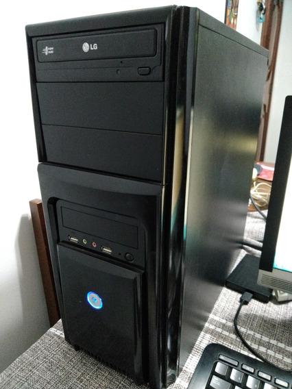 Computador Intel Core 2 Duo E7500 2.93ghz 4gb Ram Grava Dvd