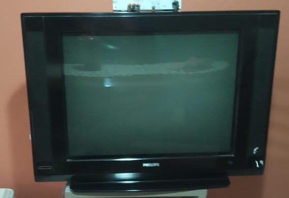 Tv Philips De 29 Polegadas Tela Slim Flat