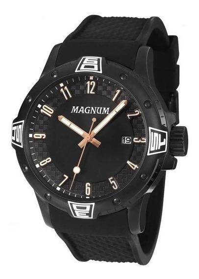Relógio Magnum Kit Masculino Analógico Ma34414c