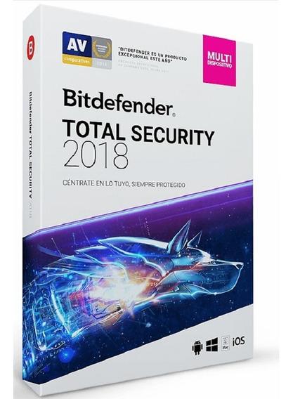 Antivirus Bitdefender Total Securty 1