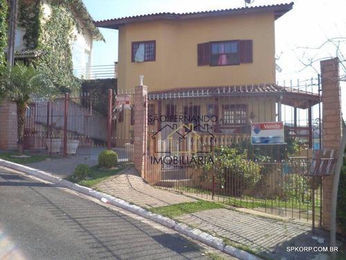 Imagem 1 de 24 de Casa Residencial À Venda, Parque Das Rosas, Cotia - Ca1265. - Ca1265