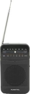 Radio Portátil Portable Clásica Fm/am Punktal Pk-24 Bolsillo