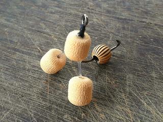 10 Anteninhas Matadeiras Para Pesca (chifrinho)