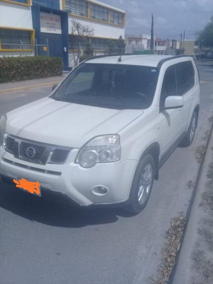 Nissan X-trail Asitos De Tela, Cvt