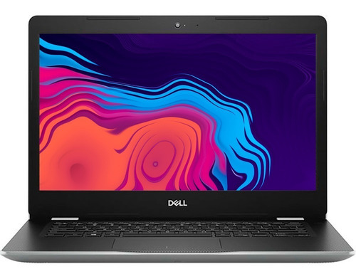 Portátil Dell 14 Corei3 10gen, 12gb Ram, 256ssd+1tr, Antiref