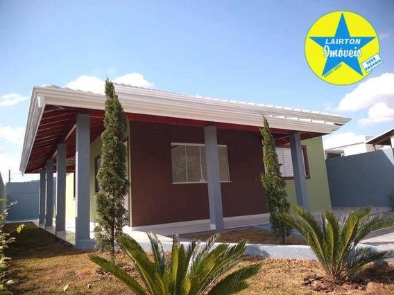 Casa À Venda Em Condomínio Fechado - Atibaia Sp - Ca1873