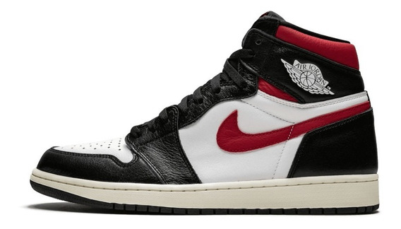 Tênis Nike Air Jordan 1 Retro High Gym Red
