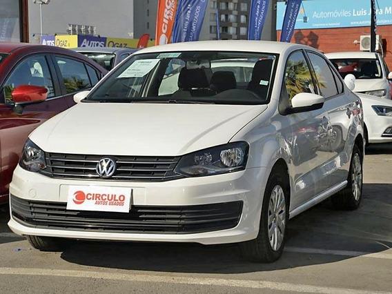 Volkswagen Polo Trendline 1.6 2016