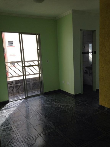 Apto 52 M², 2 Dorms, Sacada, 1 Wc, Estacionamento, Vila Rio Ref: Ap0194 - Ap0194