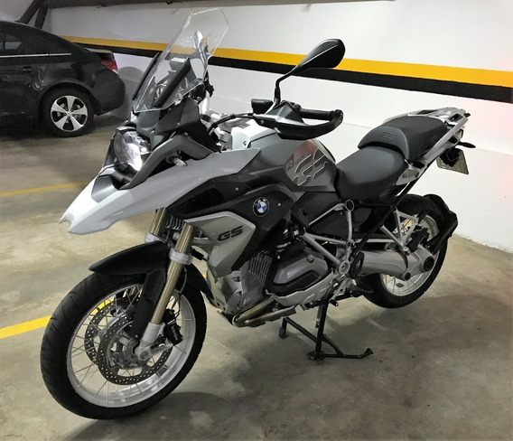 Bmw R 1200 Gs Low Seat 2017 Premium+ Impecável