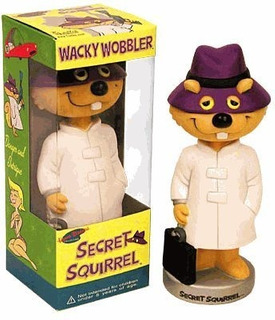 Muñeco Funko Wacky Secret Squirrel Coleccion Rdf1