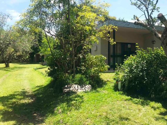 Casa En Uruguay, Atlantida, Barrio Las Toscas