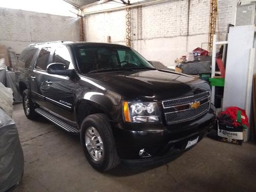 Imagen 1 de 12 de Chevrolet Suburban G Piel Aa Dvd Qc 4x4 At 2012