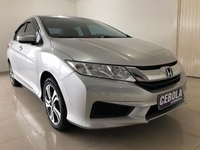 City Sedan Lx 1.5 16v
