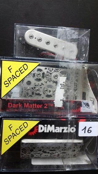 Microfonos Dimarzio Dark Matter