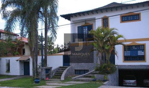 Casa, 630 M² - Venda Por R$ 3.500.000,00 Ou Aluguel Por R$ 26.720,00/mês - Alphaville Residencial 6 - Santana De Parnaíba/sp - Ca0762