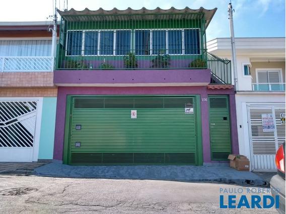 Casa Assobradada - Jardim Maria Cecília - Sp - 580111
