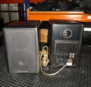 Cajas De Sonido Thoonet & Vander Vertrag 32w-monitor Estudio