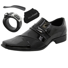 4a2a7e78b Sapato Social Mariner) Masculino - Sapatos no Mercado Livre Brasil
